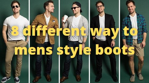 8_different_way_to_mens_style_boots_on_Dress