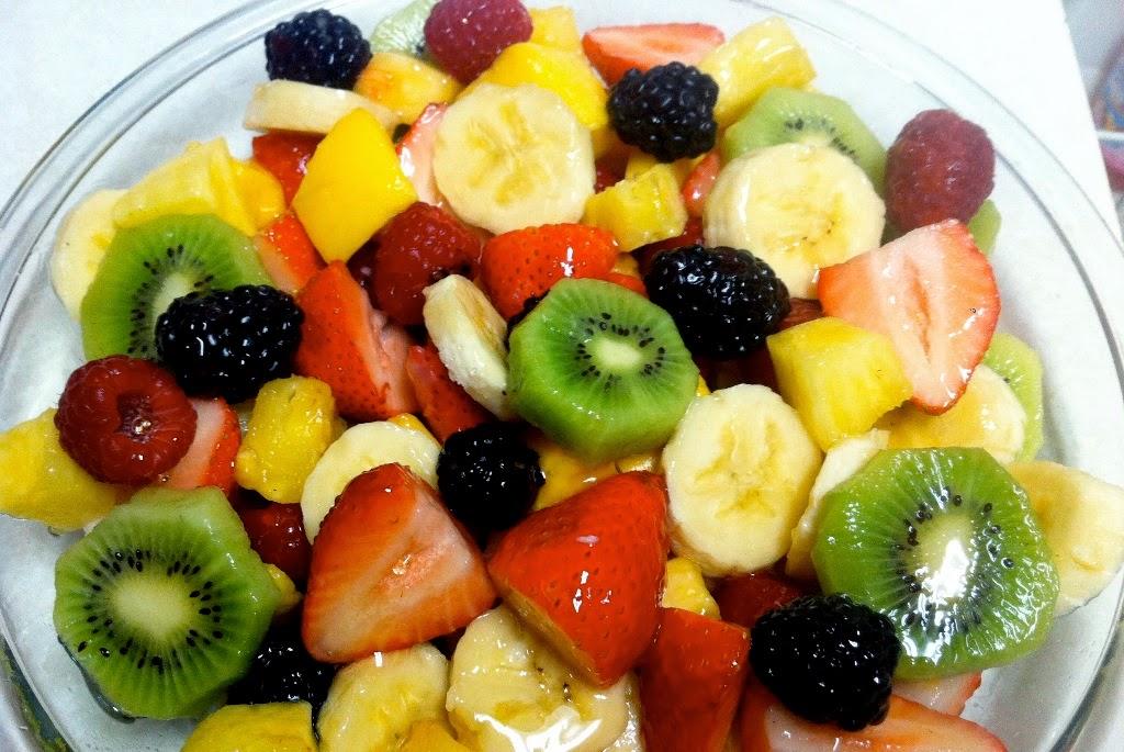 Summer Fruit Salad Recipe Mathias Sauer