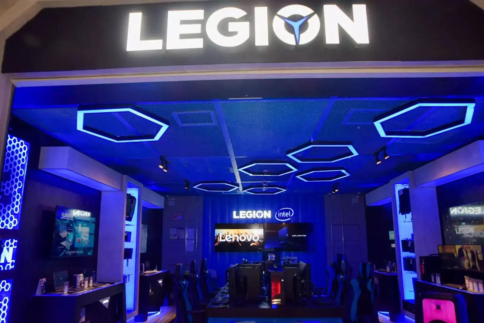 Lenovo Legion Concept Store