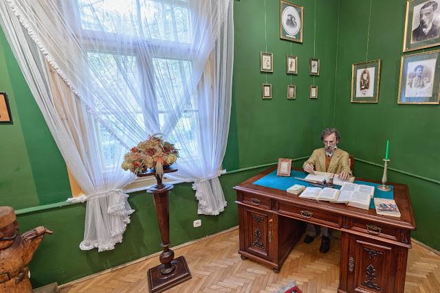 Dom rodzinny Henryka Sienkiewicza