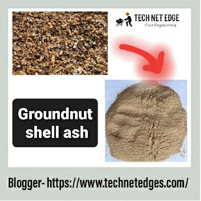 Performance Of Groundnut Shell Ash In construction Materials