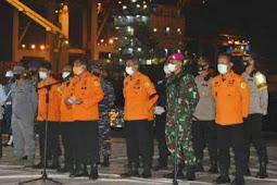 Tim SAR Gabungan Kumpul 308 Human Remains SJ-182, 78 Korban Gempa Sulbar, 32 Korban Longsor Sumedang