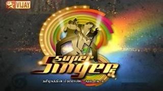 Super Singer Vijay TV Serial Today Ful Episode