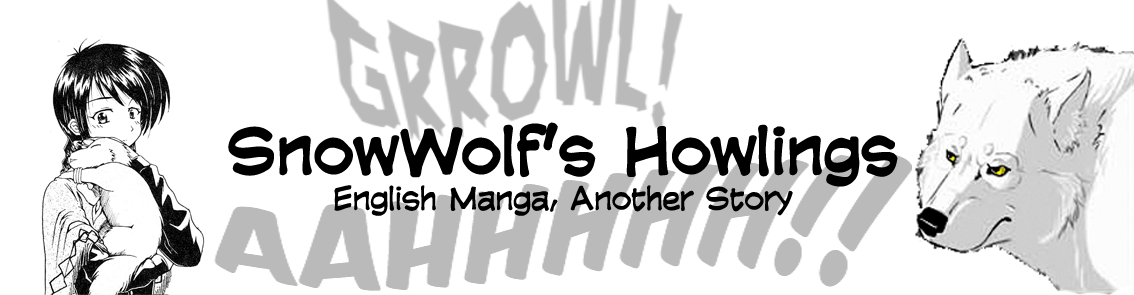 SnowWolf's Howlings: English Manga, Another Story