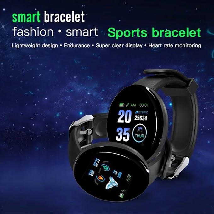 Smart Watch Color Screen Watch Heart Rate