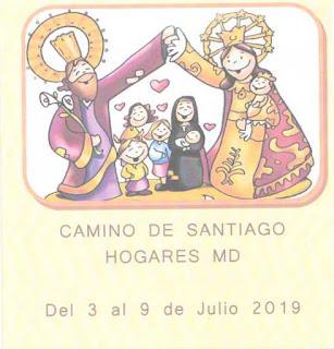 Camino de Santiago hogaresmd