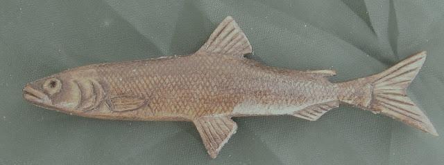 деревянные рыбы России - снеток
