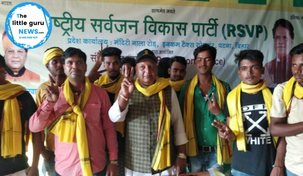 सर्वजन विकास पार्टी के मुख्यमंत्री के उम्मीदवार के रूप में:- रविन्द्र कुमार बेरवार