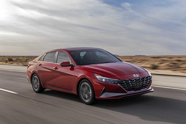 2021 Hyundai Elantra Review