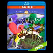El castillo en el cielo (1986) BRRip 1080p Latino