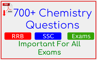 700+ Chemistry Questions_English
