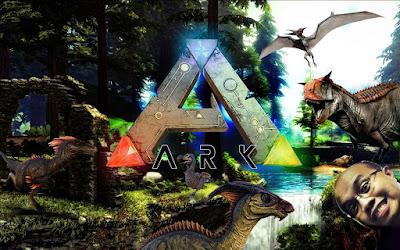 ARK SURVIVAL EVOLVED ผจญภัยในโลกของไดโนเสาร์ โคตรหนุกอ่ะบอกตง