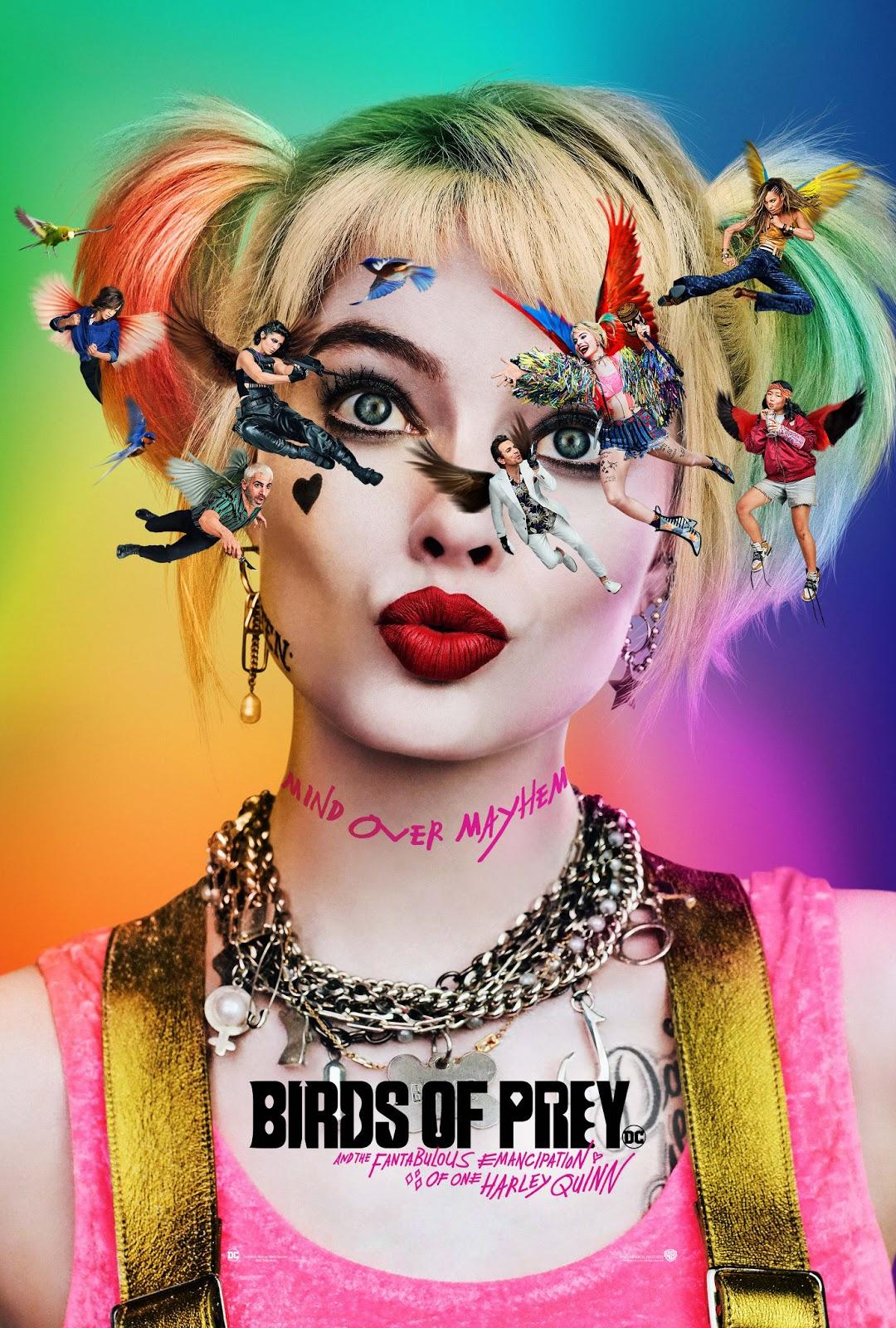 Birds of Prey [2020] [DVD9] [NTSC] [Latino]