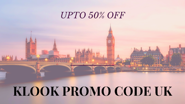 Klook Promo Code UK