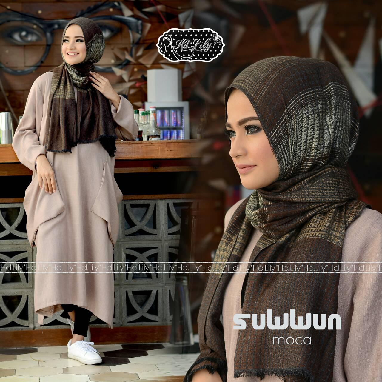 Jual Baju Hijab Laudya Chintya Bella Suwwun Set By Hody Lily