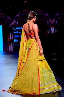 Bollywood Actress Malaika Arora Khan Walks on Ramp at LFW Summer 2017  0025.jpg