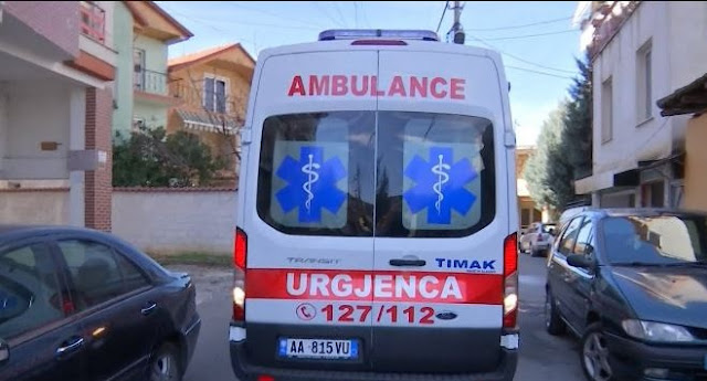 A 57-year old man set himself on fire in Vlora over an argument with the family members