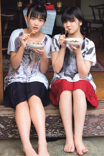 Ten Yamasaki 山﨑天, Yui Takemoto 武元唯衣, FLASH スペシャル グラビアBEST 2019盛夏号