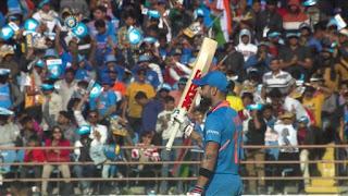 Virat Kohli 78 vs Australia Highlights