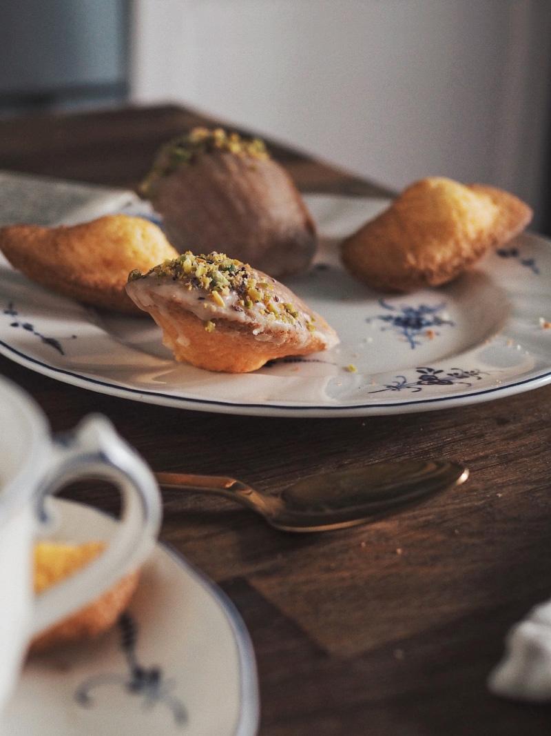 Recette et conseils pour des madeleines qui forment la bosse