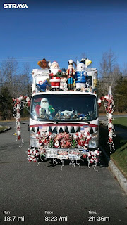 Beast Coast Trail Running Scott Snell Most Festive Truck