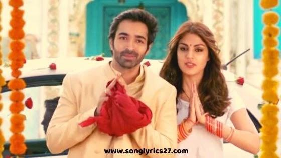 Arijit Singh - Pal Ek Pal Lyrics In English & Hindi | Jalebi