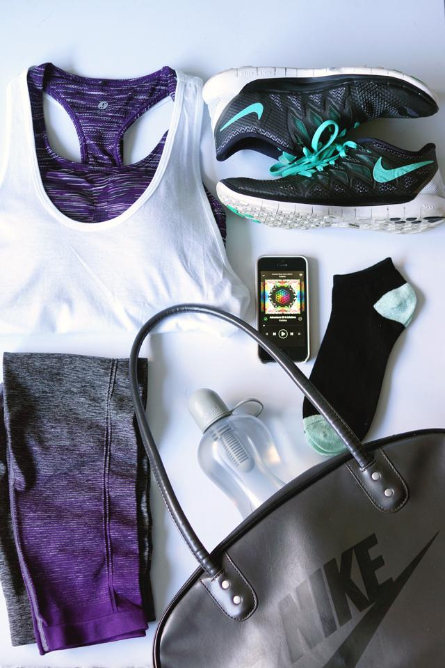 Hello Freckles Gym Bag Sportswear Fitness New Look Nike