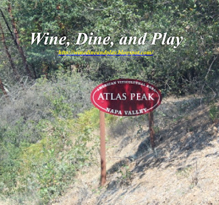 One of the many AVA's in Napa include Atlas Peak