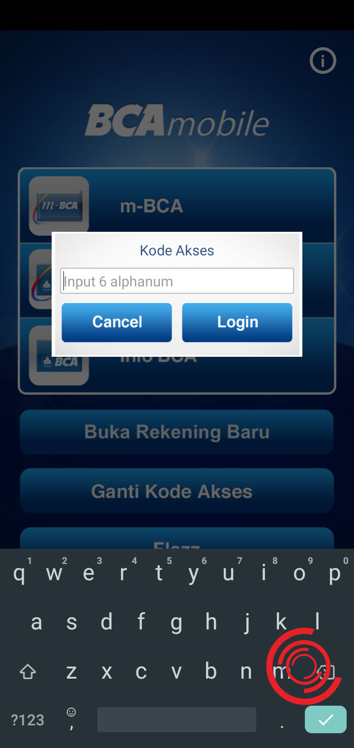 Jam Offline Bca : offline, Melihat, Pemberitahuan, Transaksi, Mobile, KEPOINDONESIA