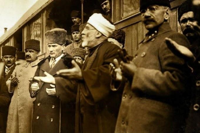 Atatürk'ün Din Hakkında Sansürlenen Görüşleri
