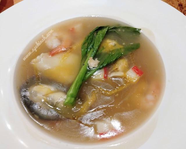 Tempat Makan Best Di Cyberjaya, tempat makan best, restoran campur campur kitchen, makan tengahari best di cyberjaya