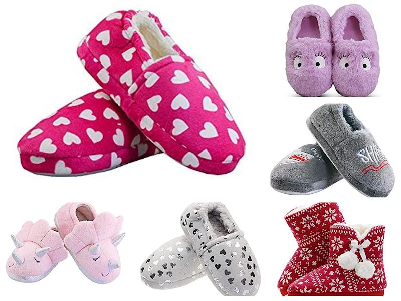 60%off  Girls slippers1-358