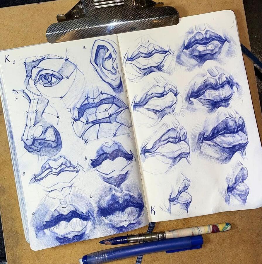 09-Moleskine-Sketchbook-Tatiana-Caffeine-www-designstack-co