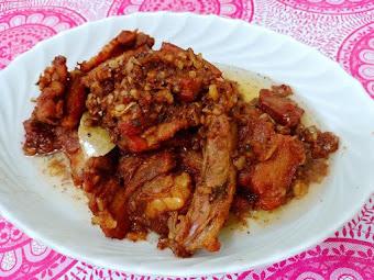 How to cook Adobo Sa Asin