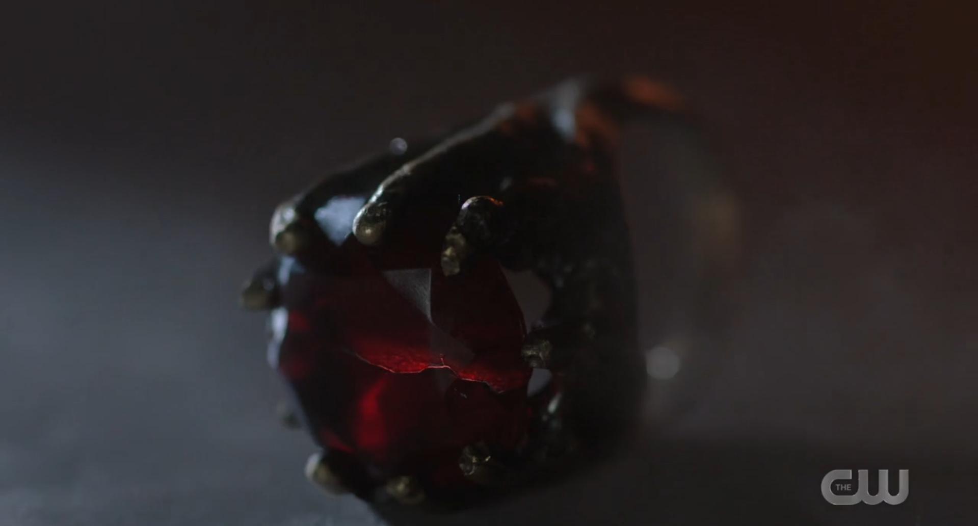 перстень бабы яги