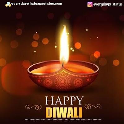 diwali status 2018 | Everyday Whatsapp Status | Unique 120+ Happy Diwali Wishing Images Photos