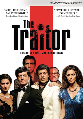 The Traitor [2019] [DVD R1] [Subtitulada]