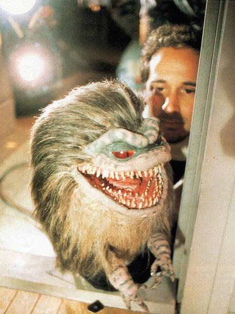 La saga Critters detrás de las cámaras