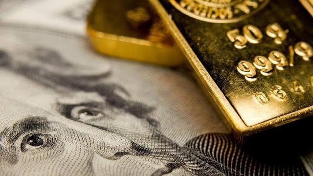 Por que baja el precio del oro