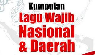 Kumpulan Daftar Lengkap Lagu Wajib Nasional Indonesia dan Penciptanya