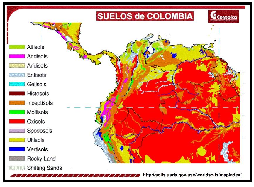 Sociedad de mejoras p blicas de manizales fisiograf a y for 4 usos del suelo en colombia