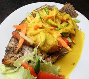 Resep Masakan Cara Membuat Acar Ikan Gurame