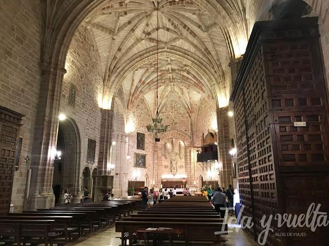 Visitar Villanueva de los Infantes  iglesia de San Andrés