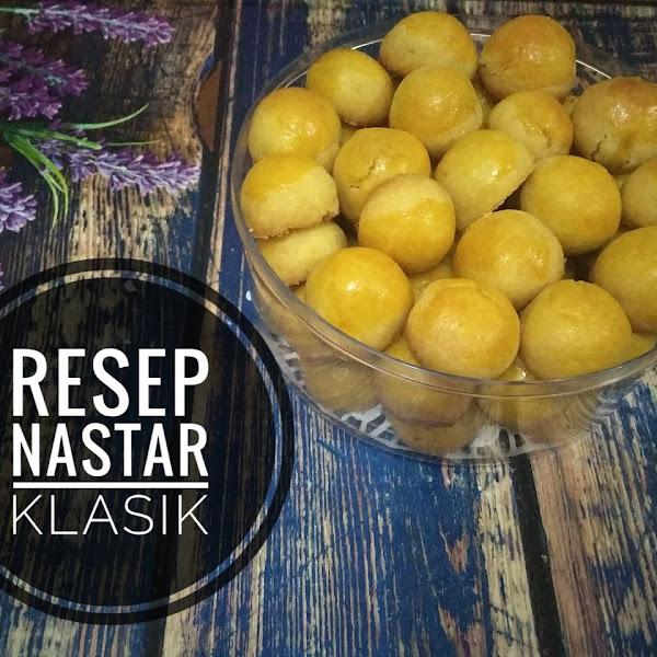 Resep Nastar Klasik
