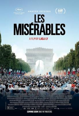 Les Miserables 2020 Movie Poster