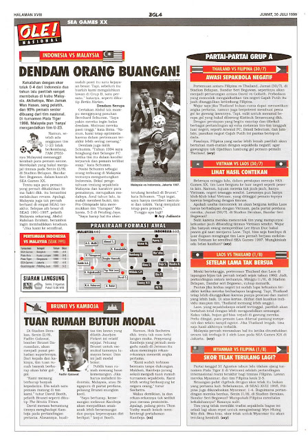 INDONESIA VS MALAYSIA DENDAM ORANG BUANGAN