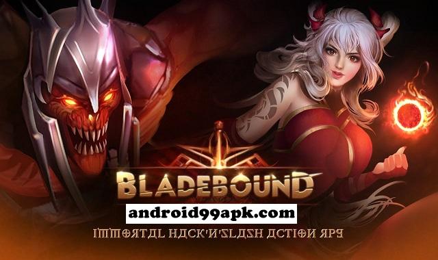 لعبة Blade Bound v2.7.0 مهكرة كاملة بحجم 839 ميجابايت للأندرويد