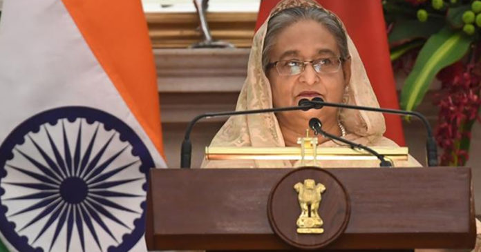 Bangladesh Prime Minister Sheikh Hasina calls for amendment of citizenship law,www.thekeralatimes.com