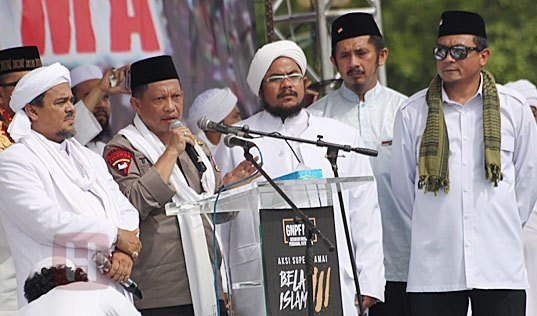 Viral Tito Karnavian Blak-blakan Sebut FPI Ormas Paling Toleran