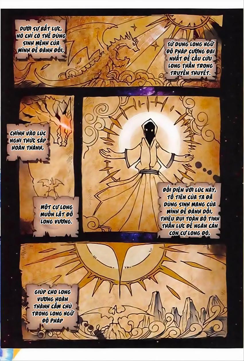Băng Hỏa Ma Trù chap 61 - Trang 4